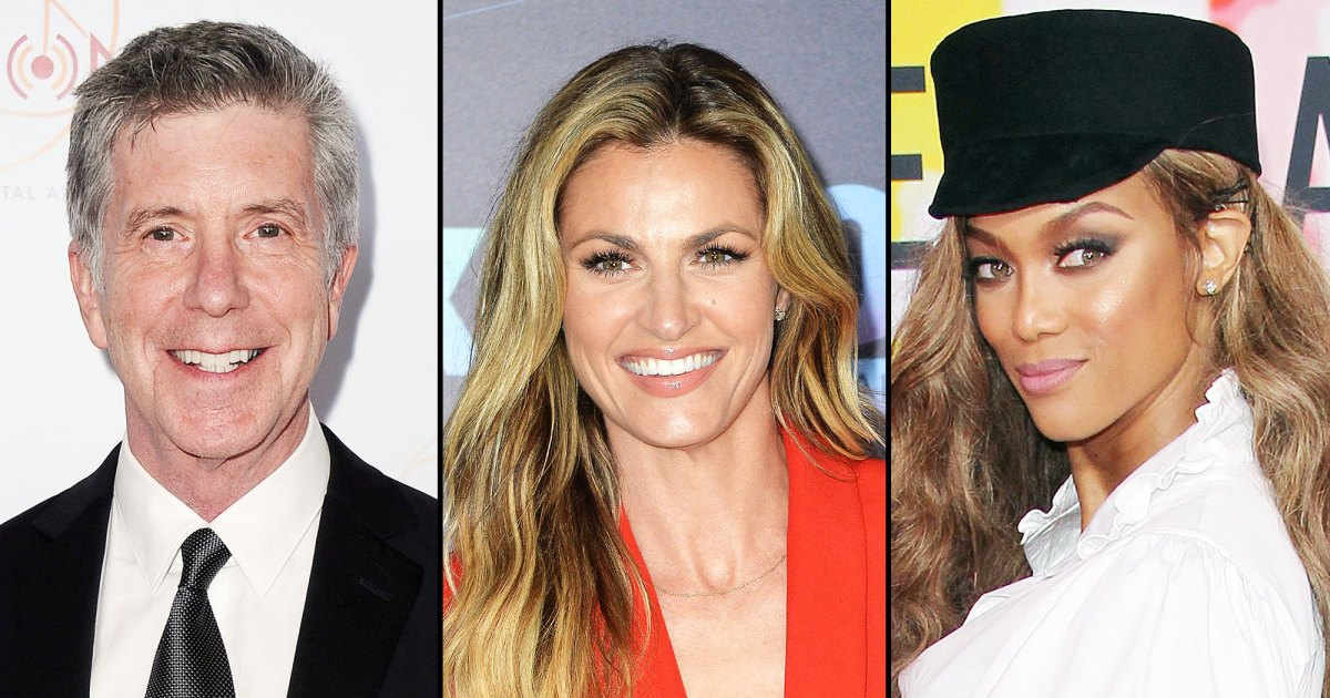 Tom Bergeron and Erin Andrews Joke About How Quickly 'DWTS ...