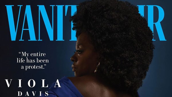Viola Davis' Vanity Fair Cover Is Making History