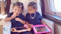 Cutest Kardashian Kids Moments True and Stormi