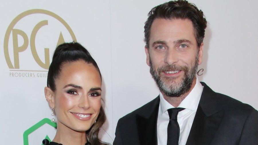 Jordana Brewster Files for Divorce From Andrew Form
