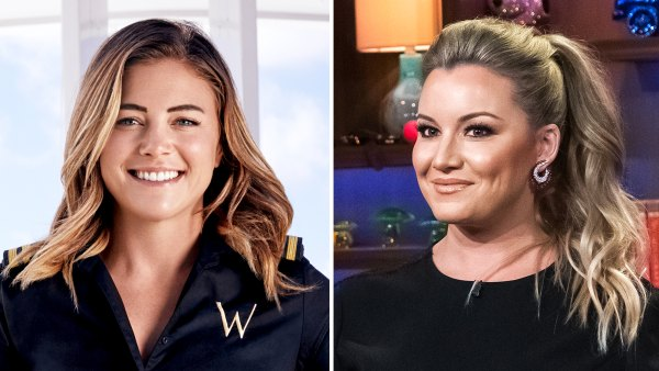 Below Deck Med Cast Reacts to Malia White Reporting Hannah Ferrier for Stashing Drugs