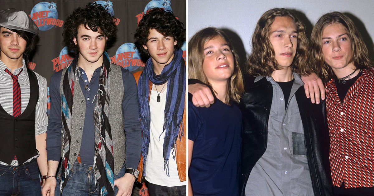 Les plus grands groupes de garçons de tous les temps: One Direction, NSync, More