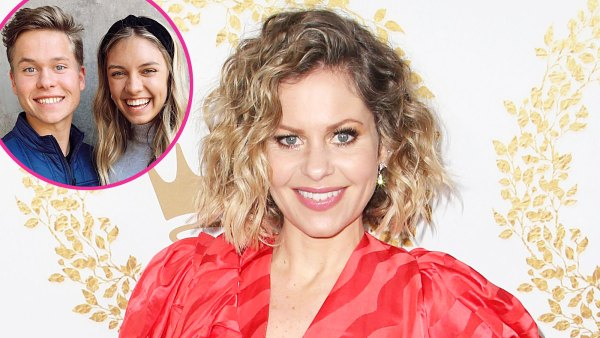 Candace Cameron Bure So Excited 20-Year-Old Son Lev Engagement