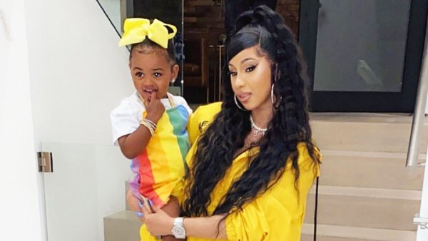 Cardi B Describes Daughter Kulture Terrible Twos