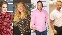 Celebrity Weight Loss and Transformations