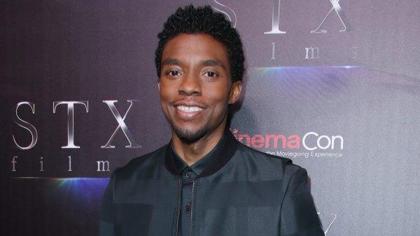 Chadwick Boseman Dead Stars React
