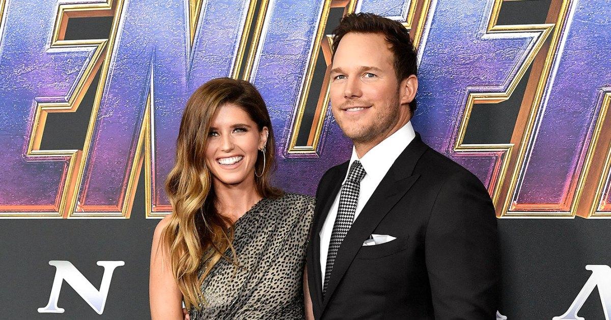 Chris Pratt's Son Is 'Excited' for Pregnant Katherine Schwarzenegger's Birth