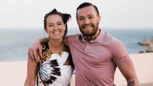 Conor McGregor Is Engaged to Girlfriend Dee Devlin After 12 Years Together