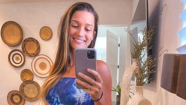 Jade Roper Shows Baby Bump at 25 Weeks
