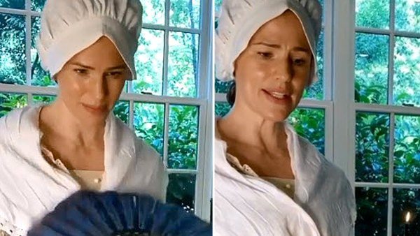 Jennifer Garner Hilariously Teaches Daughter Classmates Colonial History