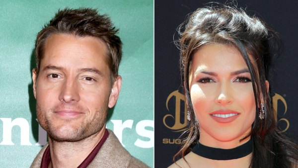 Better Together! Justin Hartley Has Chill Hangout With Girlfriend Sofia Pernas