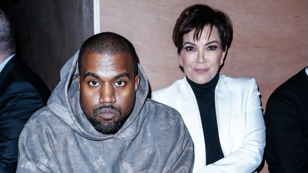 Kanye West Celebrates Kris Jenner After Calling Her Out on Twitter