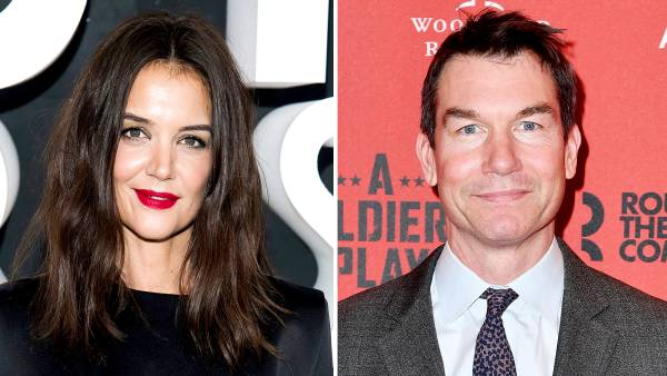 Katie Holmes Is a Great Mom Says Secret Costar Jerry O'Connell