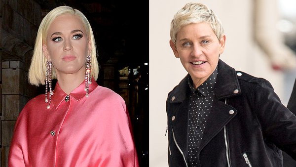 Katy Perry Doubles Down Support Ellen DeGeneres