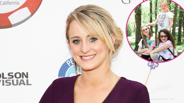 Leah Messer Hopes to Prevent Daughters From Making Her Same Mistakes