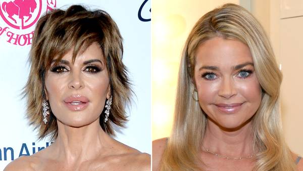 Lisa Rinna Came for Denise Richards the 'Most' During the 'Real Housewives of Beverly Hills' Reunion