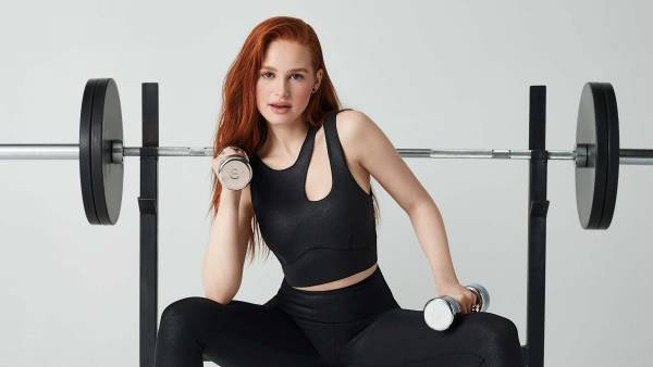 Check Out Madelaine Petsch's 1st Ever Fabletics Capsule Collection