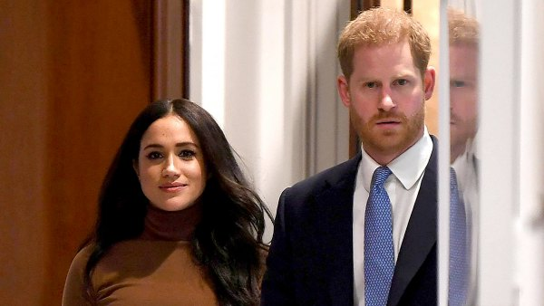 Meghan Markle Prince Harry Didn't Want to Fully Stop Royal Duties