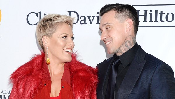 Pink Shares Supportive Message for Her 'Man Baby' Carey Hart After a Successful Surgery