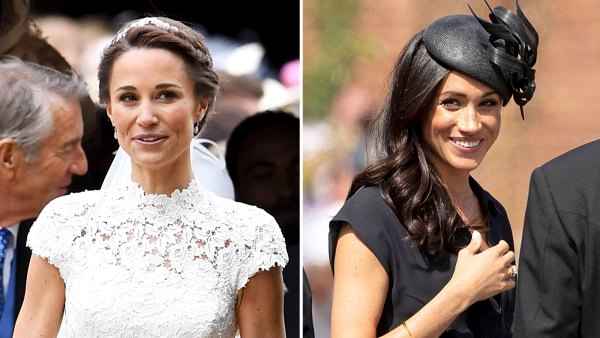 Pippa Middleton Didnt Want Meghan Markle Wedding New Books Says