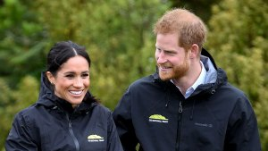 Prince Harry 'Froze' When He First Saw Meghan Markle, Called Her 'The Most Beautiful Woman I've Seen in My Life'