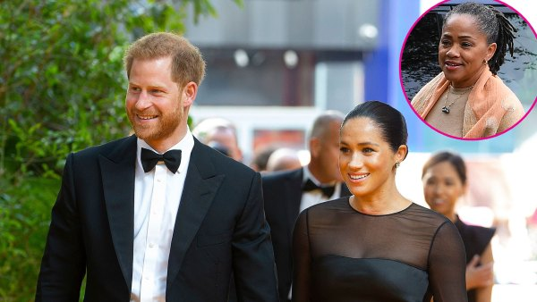 Prince Harry and Meghan Markle Converting Montecito Guesthouse for Her Mom Doria Ragland