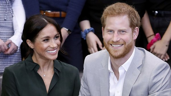 Prince Harry and Meghan Markle Officially Change Name of Sussex Royal to MWX Foundation
