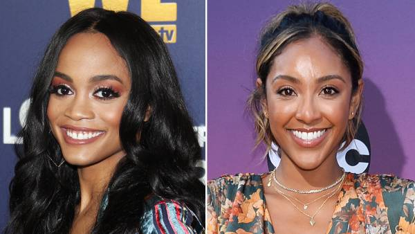 Rachel Lindsay Says Tayshia Adams as Bachelorette Is Exactly What I Wanted