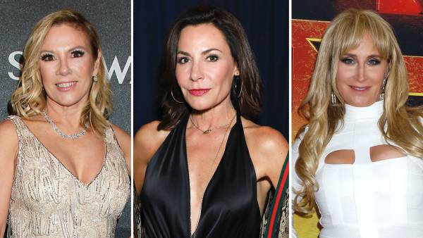 Ramona Singer Slams Luann de Lesseps and Sonja Morgan for Running Late to RHONY Reunion