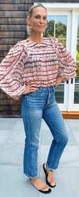 See the Stars' At-Home Style - Molly Sims