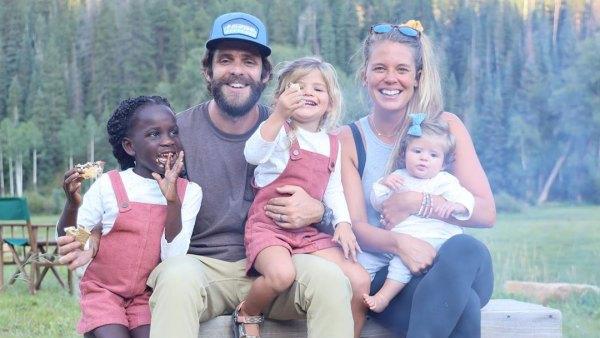Thomas Rhett Colorado family trip