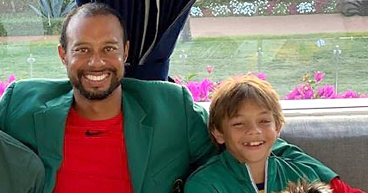 Tiger Woods' Son Charlie Wins Junior Golf Tournament