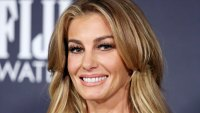 Faith Hill Shows Off New Pink Hair in Makeup-Free Pic