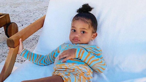 Travis Scott Says Daughter Stormi Is Getting Older