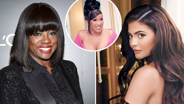 Viola Davis Takes Over for Kylie Jenner WAP Video Cardi B Reacts