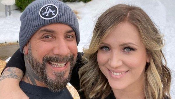 AJ McLean Wife Rochelle Dean McLean