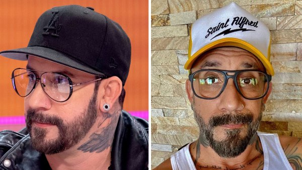AJ McLean Shows Off Dancing With the Stars Transformation