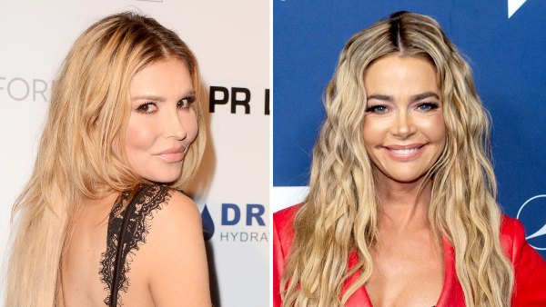 Brandi Glanville Details Sexy 1st Encounter With Denise Richards Who Claims It Never Happened