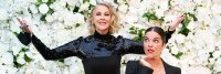 Catherine OHara and Annie Murphy at Emmys 2020 Event in Toronto