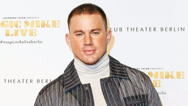 Channing Tatum Shares Ripped Shirtless Selfie and Declares He Is Back