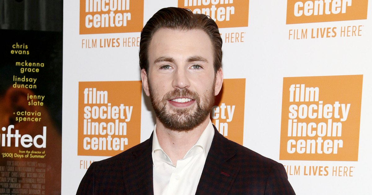 What Chris Evans Is Encouraging Fans to Do Now After His