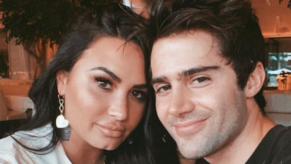 Demi Lovato and Max Ehrich Timeline Eloping