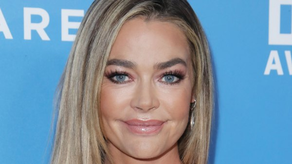 Denise Richards Gets Heated With a Producer in Unaired 'RHOBH' Scene