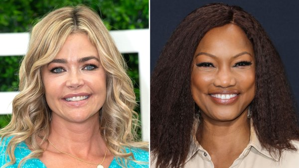Denise Richards Tells Garcelle Beauvais Why She Left 'RHOBH'