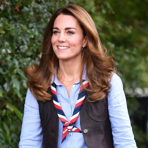 Kate Middleton Makes Camp Attire Chic in New Look
