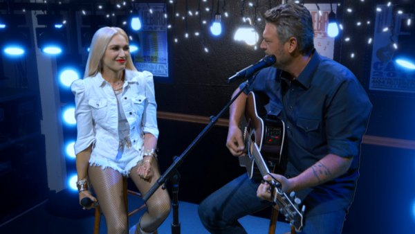Blake Shelton and Gwen Stefani Perform 'Happy Anywhere' at ACM Awards