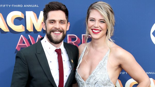 How Thomas Rhett's Wife Stopped Him From Losing His Mind in Quarantine