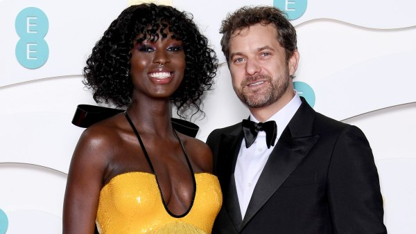 Jodie Turner-Smith Says Shes So Lucky Be Married Joshua Jackson