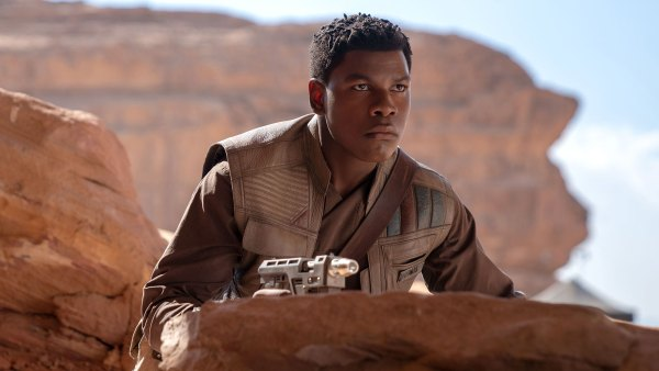 John Boyega Slams Disney for Promoting a Black Character in Star Wars