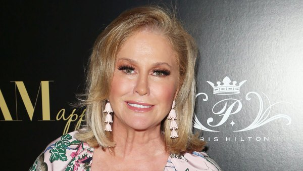 Kathy Hilton Has Cryptic Reaction to 'RHOBH' Casting Rumors